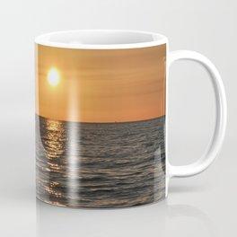 SUMMER SUNSET feeling - Baltic Sea Coffee Mug
