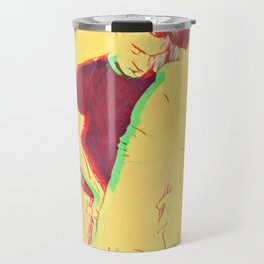 Love Me From The Inside Out Travel Mug