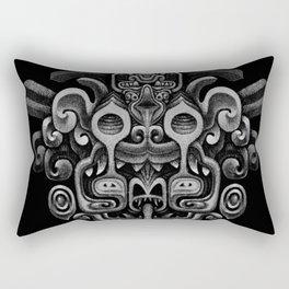 Tonatiuh Rectangular Pillow