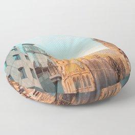 Perfect Merge Floor Pillow