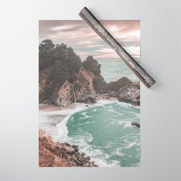 Big Sur California Wrapping Paper