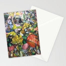 Aristarkh Lentulov - A Ballet Theme Stationery Cards