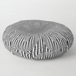Spirals Floor Pillow