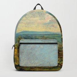 """John Constable """"Hampstead Heath looking towards Harrow"""" (2) Backpack"""