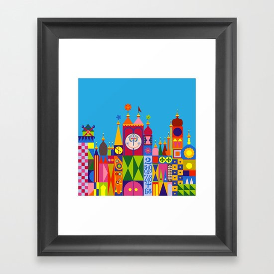 It's a Small World by alyssaostroff
