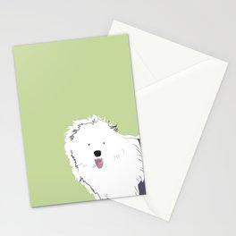 Old English Sheepdog Stationery Cards