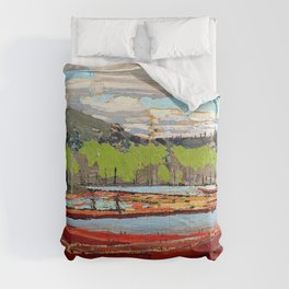 Tom Thomson - Boats - Digital Remastered Edition Comforters