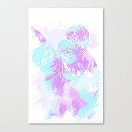 Ice Dance Canvas Print