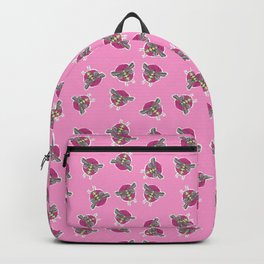 PINK BUSY BEE Backpack
