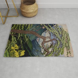 The Downwards Climbing Rug