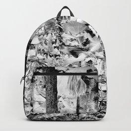 Singapore Bot. Garden 1 – Negative Backpack