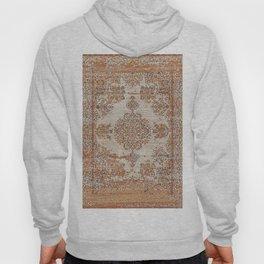 Oriental Vintage Carpet Design Hoody