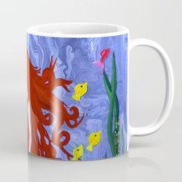 Mermaid Hair Don't Care Coffee Mug