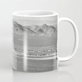 Dripping Springs New Mexico 4 #blackwhite Coffee Mug