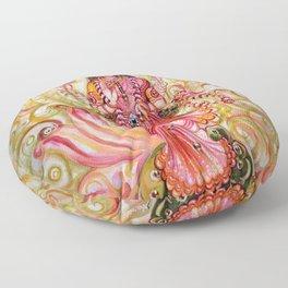 Lakshmi - Abundance Floor Pillow
