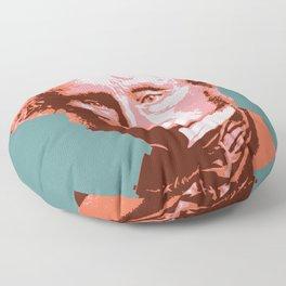 John Stuart Mill Floor Pillow