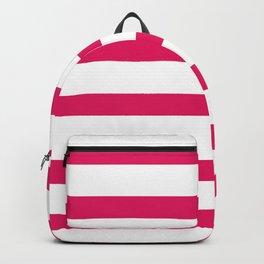 Pink Fuchsia Backpack