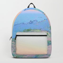 Twilight in Griffith Park Backpack