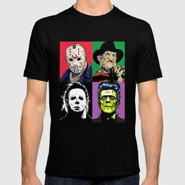 Horror Pop Art T-shirt
