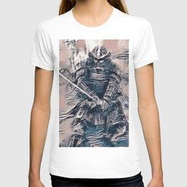 Samurai Ninja Warrior Armour T-shirt