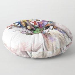 Mental 4 Floor Pillow