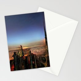 Toxic Desert Stationery Cards