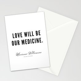 63 |  Marianne Williamson Quotes | 190812 Stationery Cards