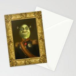 Shrek Portrait Stationery Cards