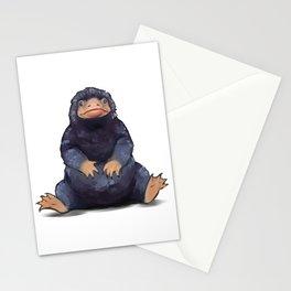 Fuzzy Thief Stationery Cards