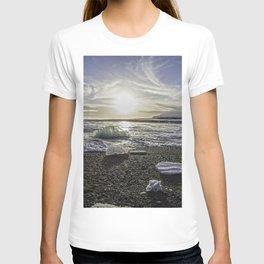 Jokulsarlon Lagoon Beach 06 T-shirt