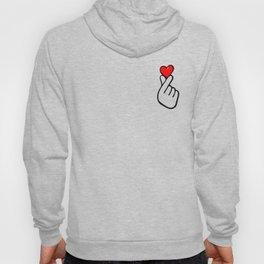 KPOP HEART LOVE Hoody