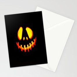 halloween trick or treat Stationery Cards