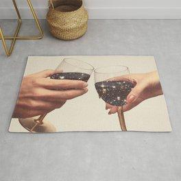 Primordial Wine Rug