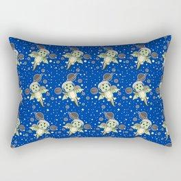 Baby Flying Dragon Rectangular Pillow
