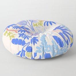 Rainforest Leopard Floor Pillow