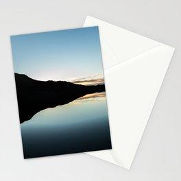 Nordkapp sunset Stationery Cards