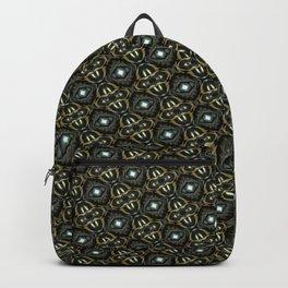 Duck Feather Gentleman's Pattern Backpack