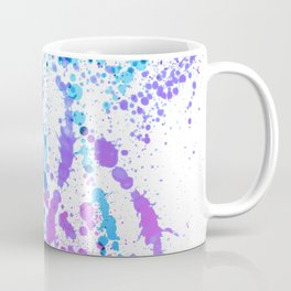 Bad Berry - Abstract Splatter Style Coffee Mug