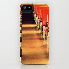Take a Seat iPhone Case