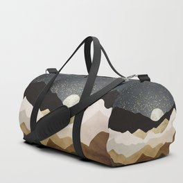 Golden Stars Duffle Bag