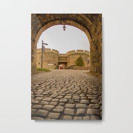 Kalemegdan fortress #2 Metal Print