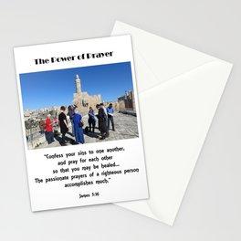 Power of Prayer Stationery Cards