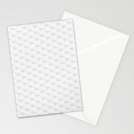 Light Tech hexagon 02 Stationery Cards