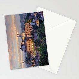 Palacio Nacional de Sintra at dusk, Portugal Stationery Cards
