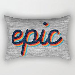 Epic Rectangular Pillow