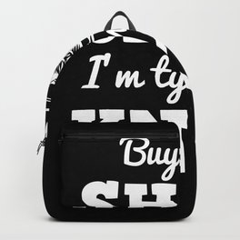 Funny Groom Bachelorette Party Backpack
