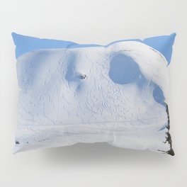 Back-Country Skiing  - III Pillow Sham