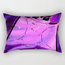 Galaxy Glider Rectangular Pillow
