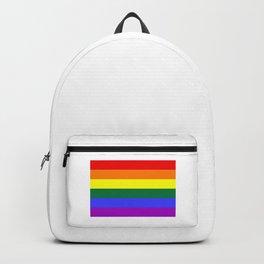 Pride Flag Backpack
