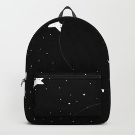 Moon Phases: New moon Backpack